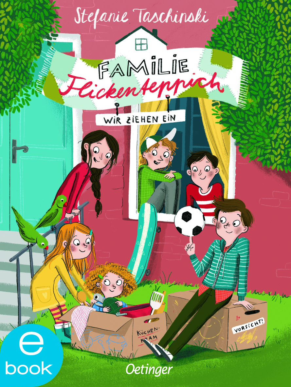 Kinderalltag Verlagsgruppe Oetinger