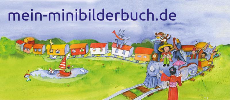 mein-minibilderbuch.de - Die hosentaschenfreundlichen Mini-Bilderbücher mit den runden Ecken