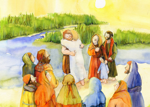 Johannes Tauft Jesus Offizieller Shop Des Don Bosco Verlags