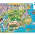 bayala® Land der Elfen-Puzzle, 4260160899975