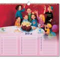 Möwenweg Geburtstagskalender, 4260512180096