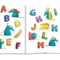 Leseratte Otilie. Das ABC-Stickerheft, 4260512180164