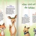 Die wilden Waldhelden. Kommt, wir suchen einen Schatz!, 9783751400015