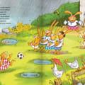 Wenn sieben wilde kleine Hasen dem Nachbarn gleich zu Hilfe rasen, 9783751201667