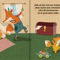 Familie Fuchs sucht ihre Sachen, denn sie will heute Picknick machen, 9783751200790