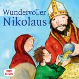 Wundervoller Nikolaus. Mini-Bilderbuch.