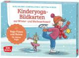 Kinderyoga-Bildkarten zur Winter- und Weihnachtszeit