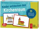 Kinder entdecken den Kirchenraum