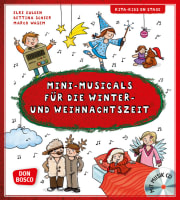 Mini-Musicals für die Winter- und Weihnachtszeit, m. Audio-CD