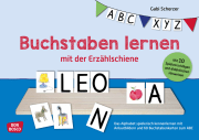 Buchstaben lernen mit der Erzählschiene