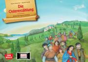 Die Ostererzählung. Kamishibai Bildkartenset.