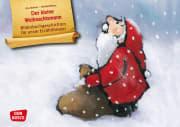 Der kleine Weihnachtsmann. Kamishibai Bildkartenset.