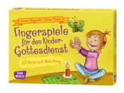 Fingerspiele für den Kindergottesdienst