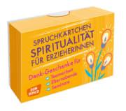 Spruchkärtchen Spiritualität für Erzieherinnen