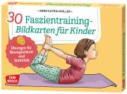30 Faszientraining-Bildkarten für Kinder