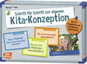 Schritt für Schritt zur eigenen Kita-Konzeption