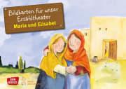 Maria und Elisabet. Kamishibai Bildkartenset.