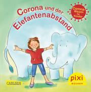 Pixi-Set: Corona und der Elefantenabstand