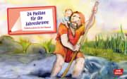 24 Heilige und Schutzpatrone für unsere Jahreskrippe. eKami.