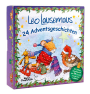 Adventsbox - Leo Lausemaus