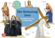 Der Kreuzweg Jesu.