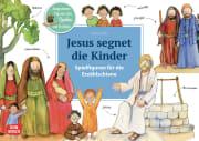 Jesus segnet die Kinder.