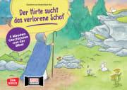 Der Hirte sucht das verlorene Schaf. Kamishibai Bildkartenset.
