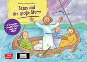 Jesus und der große Sturm. Kamishibai Bildkartenset