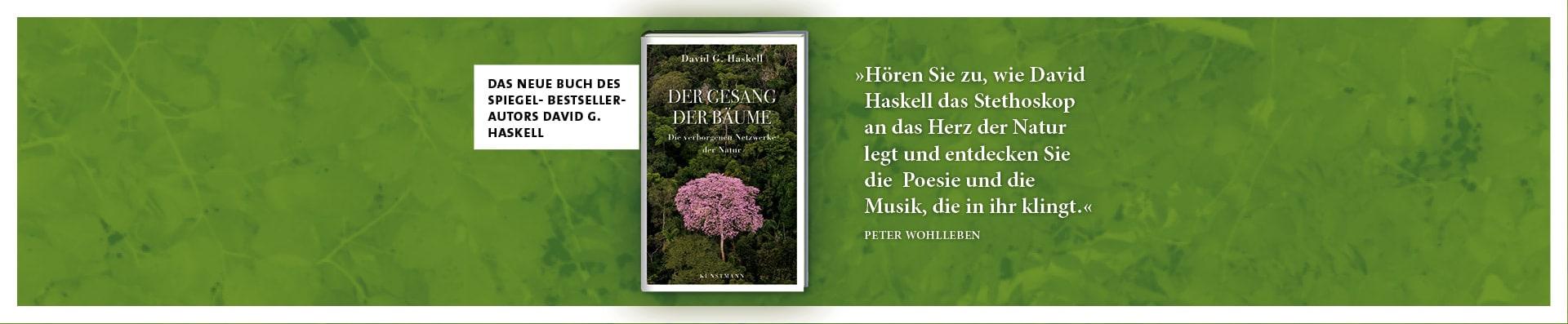 David G. Haskell - Der Gesang der Bäume