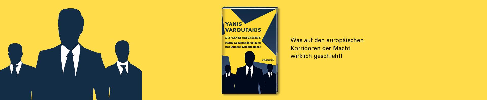 Yanis Varoufakis - Die ganze Geschichte