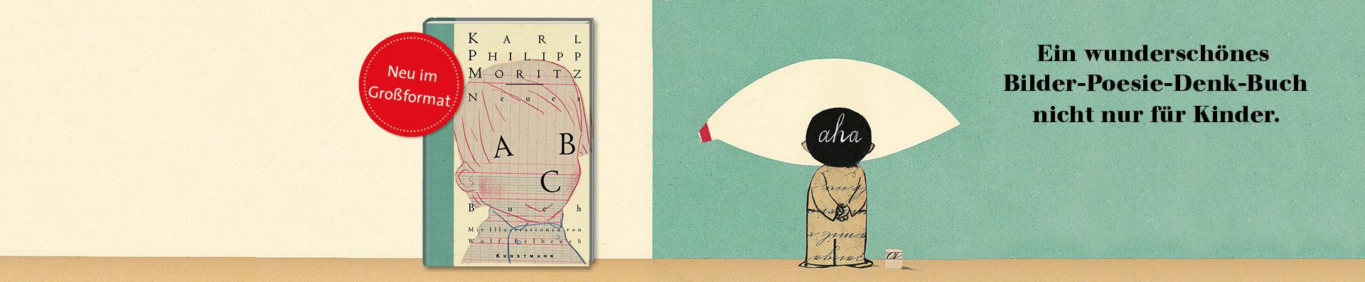 Erlbruch | Moritz – neues ABC-Buch