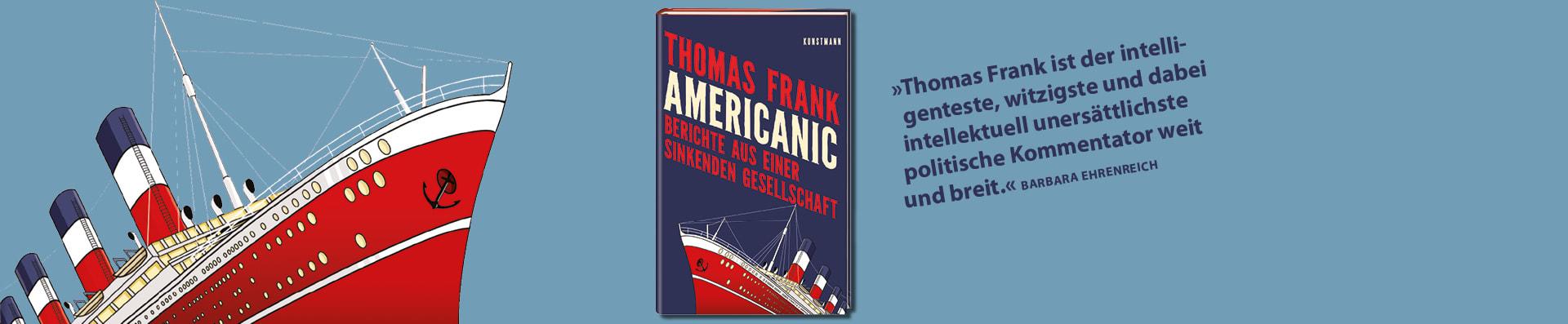 Thomas Frank – Americanic