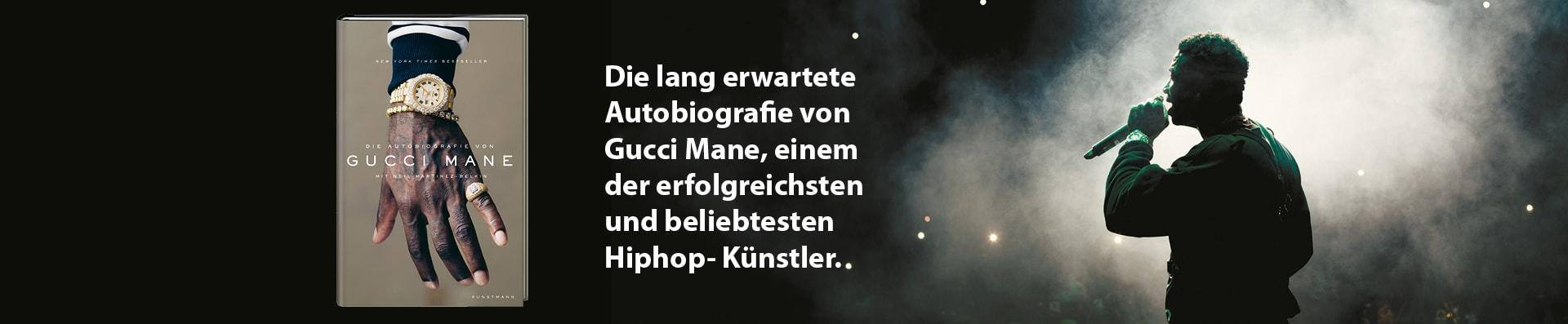Gucci Mane – Die Autobiografie von Gucci Mane
