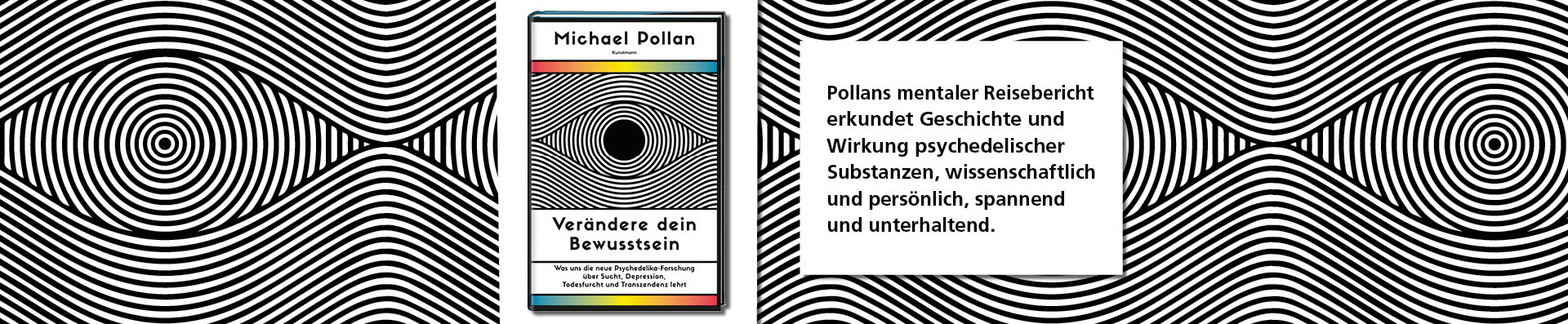 Michael Pollan – Bewusstsein