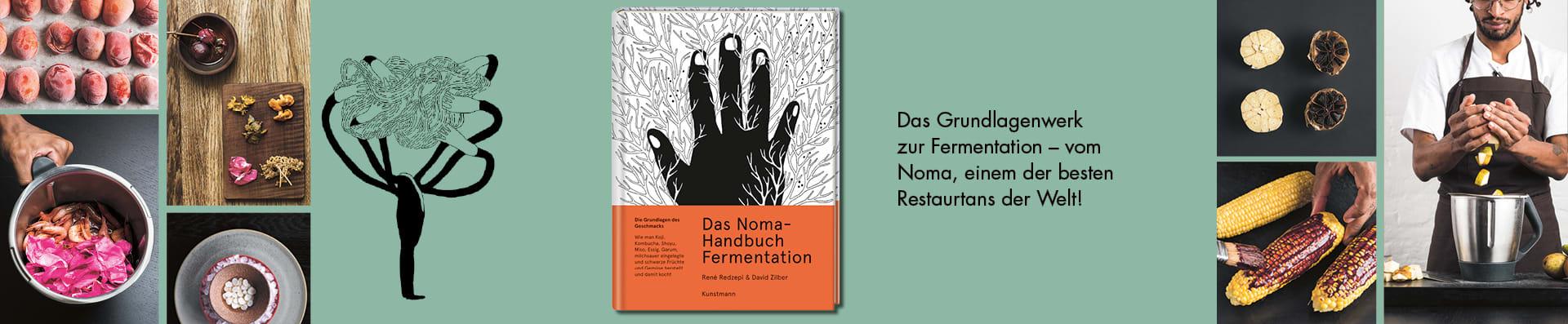 Redzepi, Zilber – das Noma Handbuch Fermentation