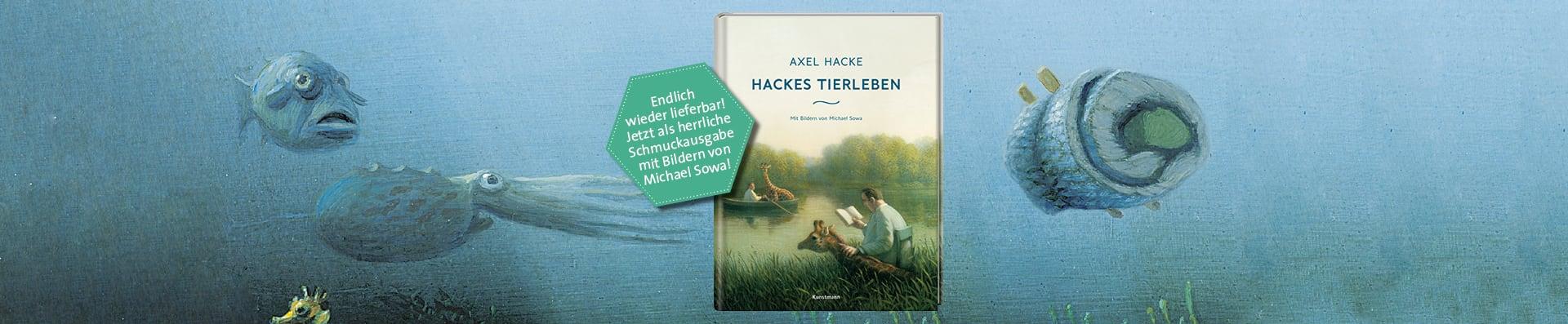 Axel Hacke – Hackes Tierleben