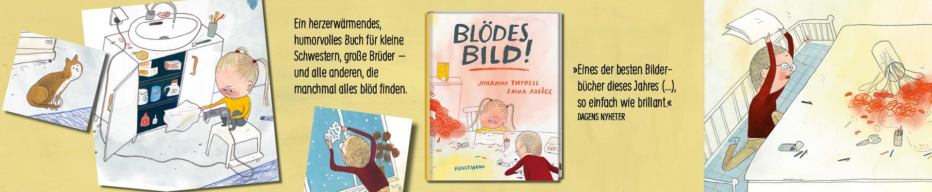 Johanna Thydell | Emma AdBage – Blödes Bild!