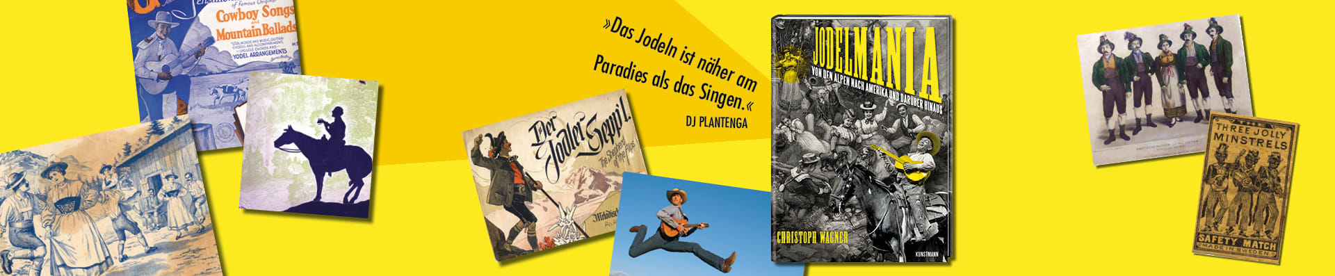 Christoph Wagner – Jodelmania