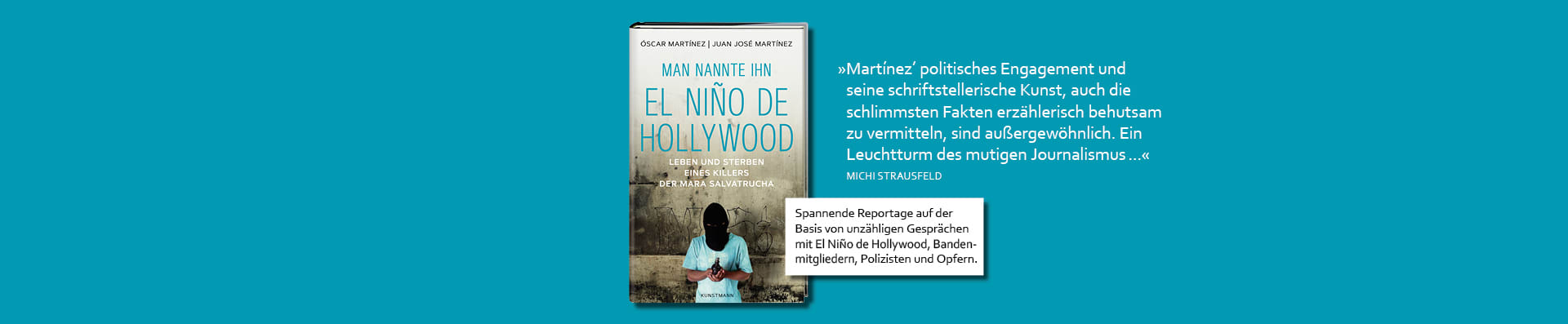 Martinez – Man nannte ihn El niño de Hollywood
