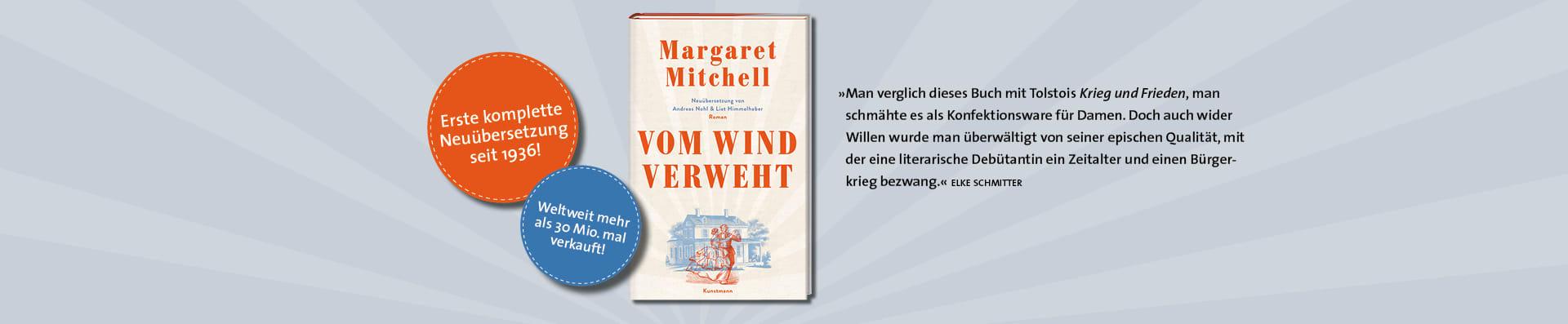 Margaret Mitchell – Vom Wind verweht