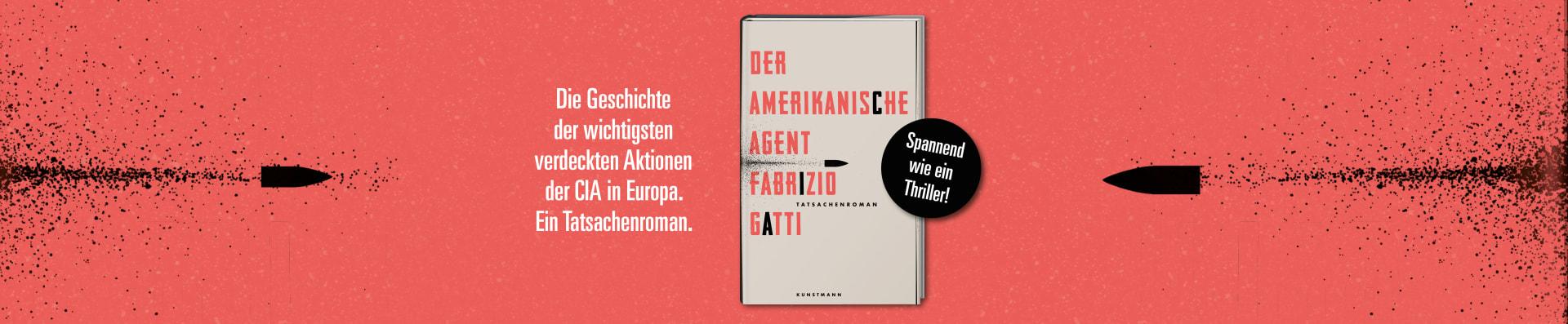 Fabrizio Gatti – Der amerikanische Agent