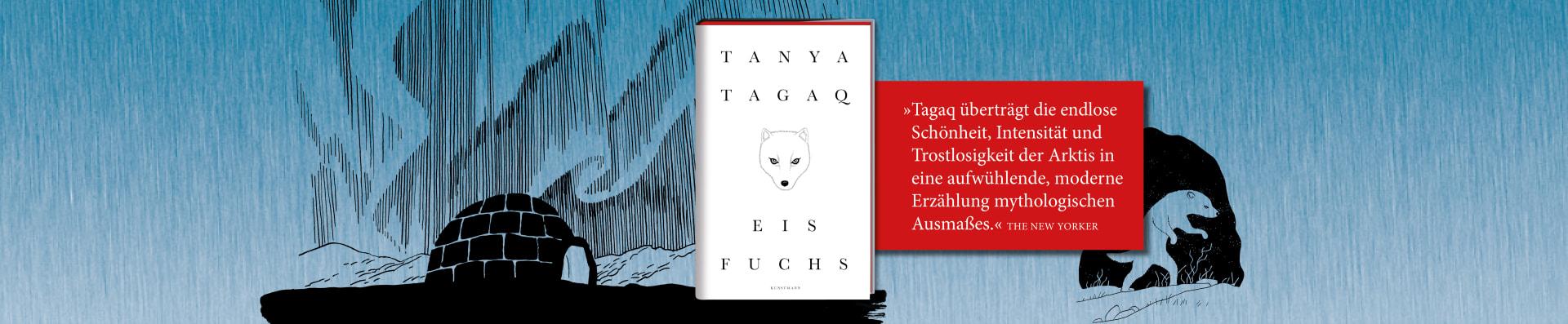 Tanya Tagaq – Eisfuchs