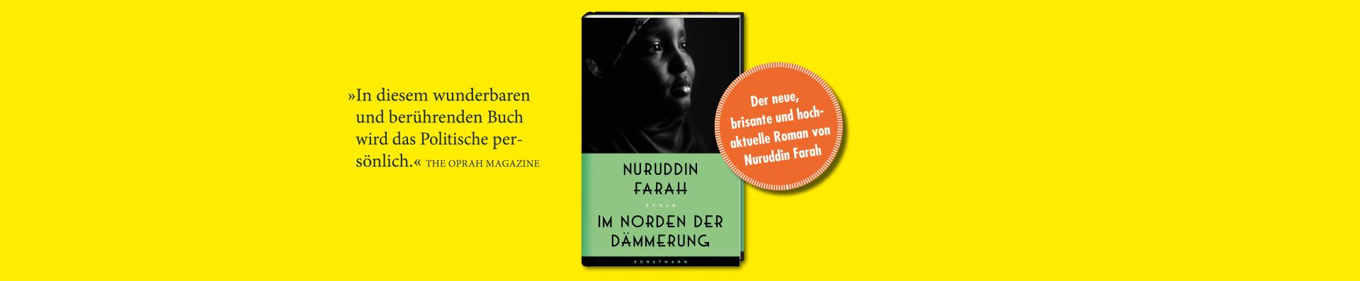 Nuruddin Farah – Im Norden der Dämmerung