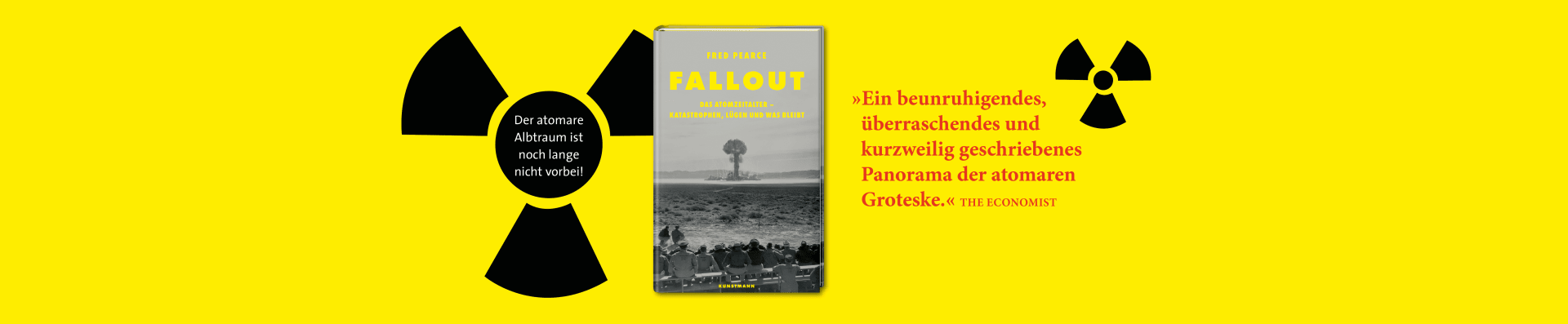 Fred Pearce – Fallout