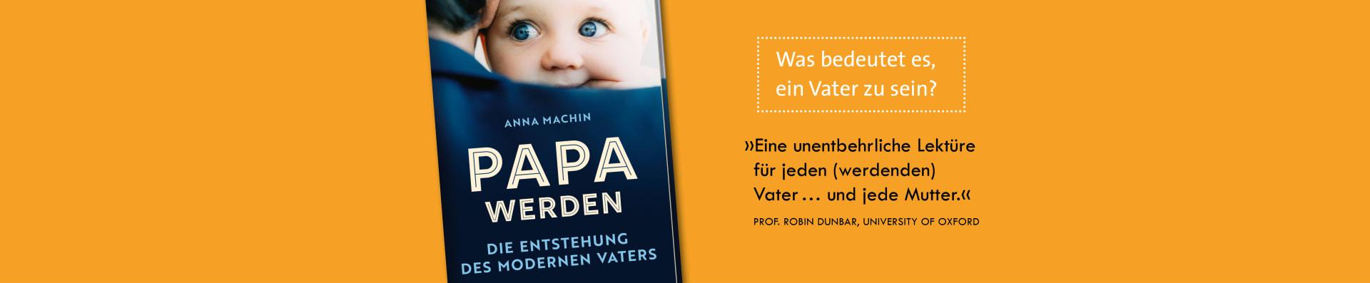 Anna Machin – Papa werden
