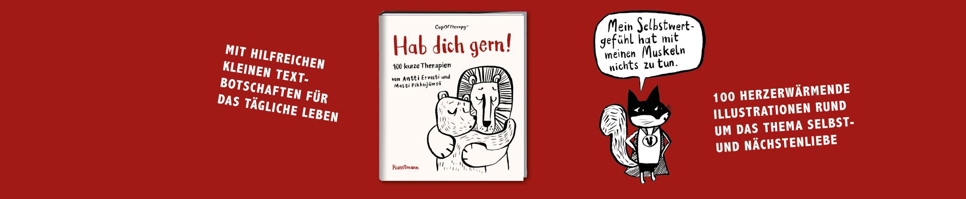 Antti Ervasti, Matti Pikkujämsä – Hab dich gern!