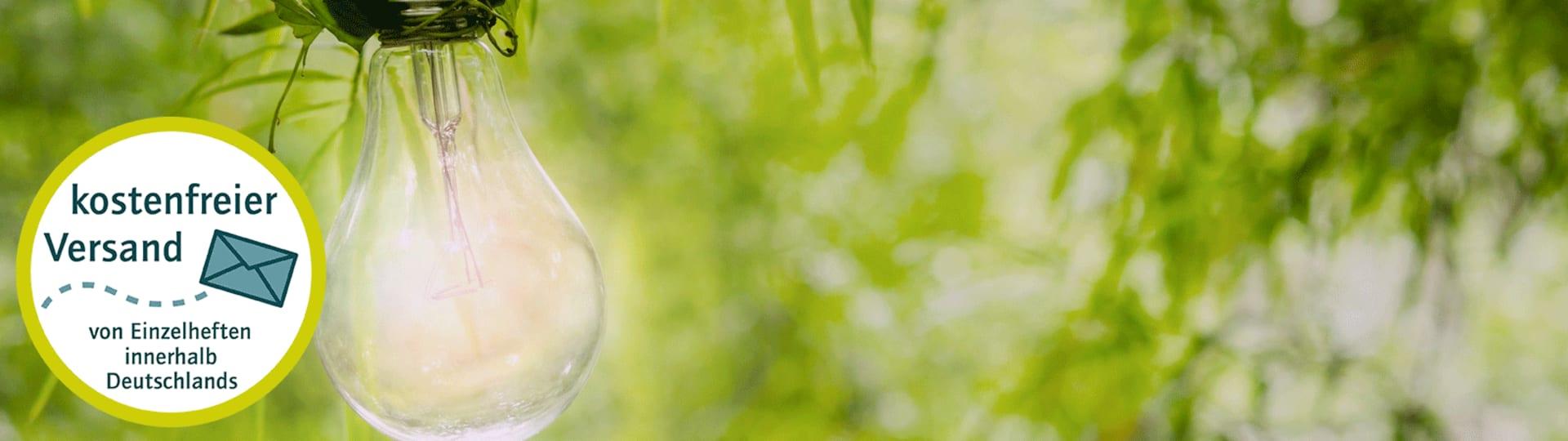 Kostenfreier Versand von Einzelheften der Zeitschrift Ökologisches Wirtschaften