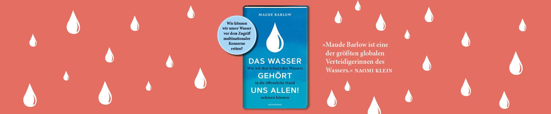 Maude Barlow – Das Wasser gehört uns allen!