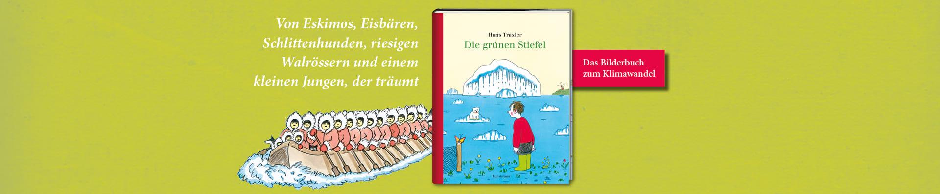 Hans Traxler – Die grünen Stiefel