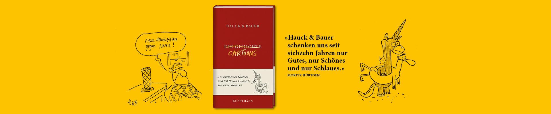 Hauck & Bauer – Cartoons